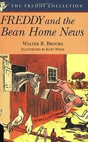 Freddy and the Bean Home News av Walter R.…