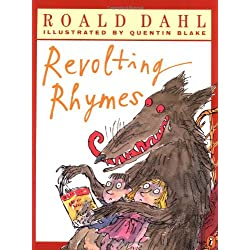 Roald Dahls Revolting Rhymes By Roald Dahl Librarything