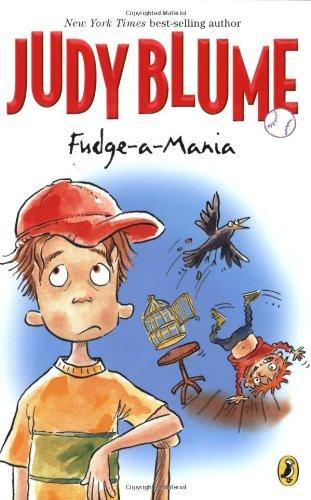 Fudge-a-Mania, Blume, Judy