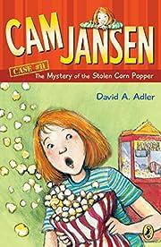Cam Jansen #11 Mystery of the Stolen Corn…