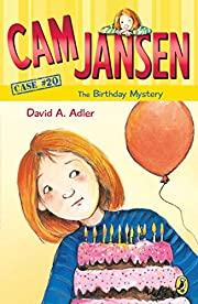 Cam Jansen: The Birthday Mystery #20 af…