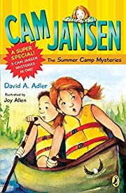 Cam Jansen and the Summer Camp Mysteries…