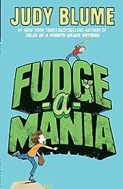 Fudge-a-Mania af Judy Blume