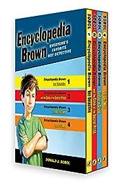 Encyclopedia Brown Box Set (4 Books) av…