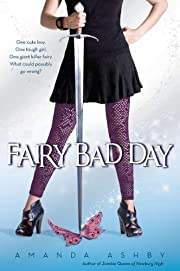 Fairy bad day – tekijä: Amanda Ashby