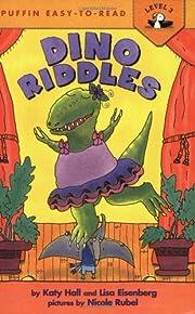 Dino Riddles de Lisa Eisenberg