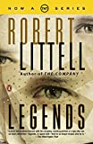 Legends: A Novel of Dissimulation (Book) written by Robert Littell