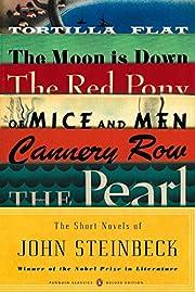 The Short Novels of John Steinbeck: (Penguin…
