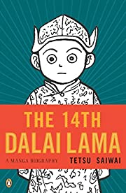 The 14th Dalai Lama : a manga biography af…