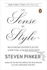 The Sense of Style: The Thinking Person's…
