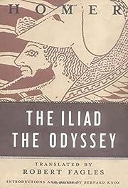 The Iliad / The Odyssey af Homer