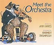 Meet the Orchestra – tekijä: Ann Hayes
