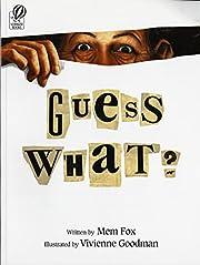 Guess What? (Voyager Books) av Mem Fox