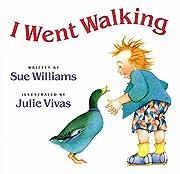 I Went Walking por Sue Williams