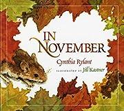 In November von Cynthia Rylant