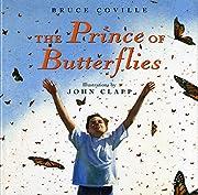 The Prince of Butterflies av Bruce Coville