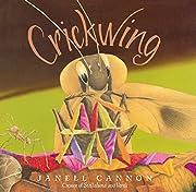 Crickwing af Janell Cannon