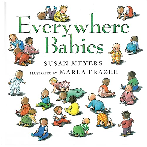 EVERYWHERE BABIES BY SUSAN MYERS