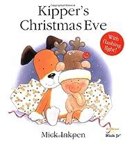 Kipper's Christmas Eve av Mick Inkpen