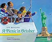 A Picnic in October por Eve Bunting