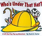 Who's Under That Hat? (Gulliver Books) af…