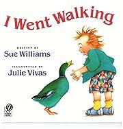 I Went Walking (A Voyager/Hbj Book) af Sue…