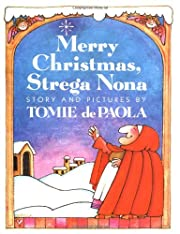 Merry Christmas, Strega Nona – tekijä:…