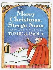 Merry Christmas, Strega Nona de Tomie…