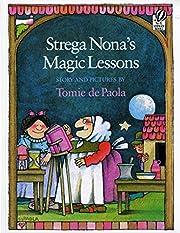 Strega Nona's Magic Lessons de Tomie DePaola