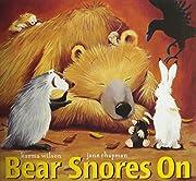 Bear Snores On (Storytown) av Harcourt…