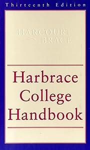 HARBRACE COLLEGE HANDBOOK,13E(NEW ORG) (13th…