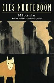 Rituals (Harvest Book) de Cees Nooteboom