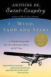 Wind, Sand and Stars (Harvest Book) av…