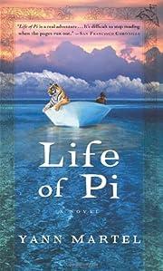 Life of Pi – tekijä: Yann Martel