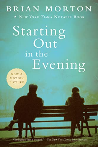 Starting Out in the Evening written by Brian Morton.