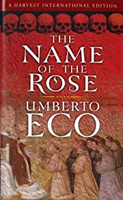 Name of the Rose af Eco Umberto