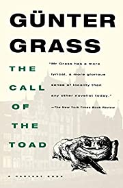 The Call of the Toad by Günter Grass