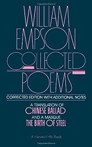 Collected Poems av William Empson