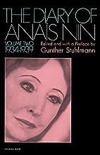 The Diary Of Anais Nin, Volume 2 (1934-1939)…