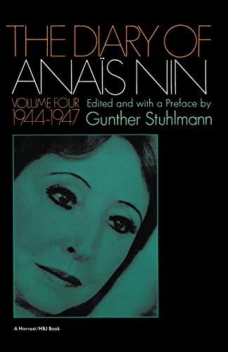 The Diary of Anais Nin, Vol. 4: 1944-1947, Anaïs Nin