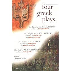oedipus rex translated by dudley fitts