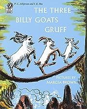 The Three Billy Goats Gruff – tekijä: P.…
