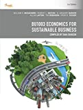 BU1003 economics for sustainable business : for James Cook University / Compiled by Taha Chaiechi ; William A. McEachern, Robert L. Sexton, N. Gregory Mankiw, Allan Layton, Tim Robinson, Irvin B. Tucker