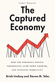 The Captured Economy: How the Powerful…