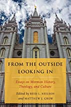 From the Outside Looking In: Essays on…
