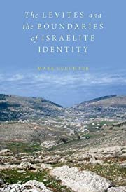 The Levites and the Boundaries of Israelite…