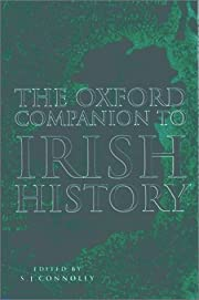 The Oxford Companion to Irish History de S.…