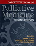Oxford Textbook of Palliative Medicine by…