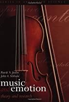 Music and Emotion: Theory and Research…