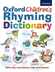 Oxford Children's Rhyming Dictionary –…